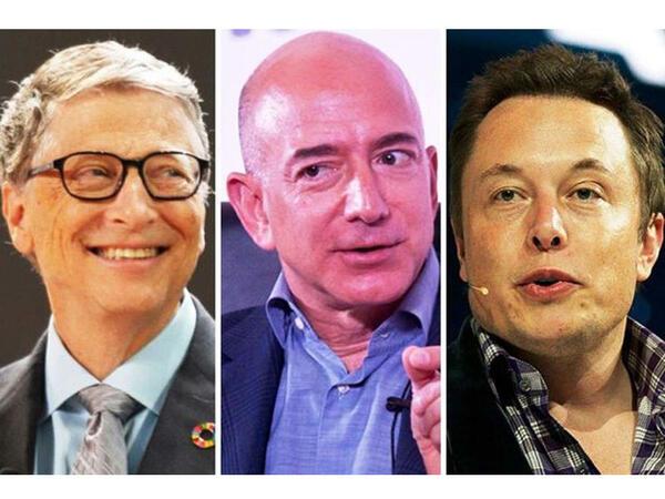 """Bill Qeytsdən Bezos və Maska çağırış: <span class=""""color_red"""">Dünyada görüləcək çox işimiz var</span>"""