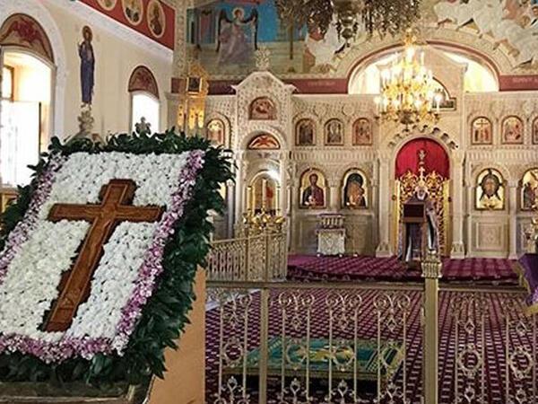 """Jen Mironosets Baş Katedral Kilsəsində şəhidlərimizin ruhuna dualar oxunub - <span class=""""color_red"""">FOTO</span>"""