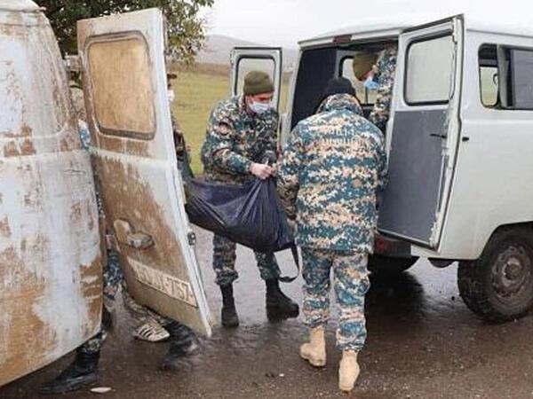 """Ermənistandan yeni siyahı: <span class=""""color_red""""> 3781 ölü, 231 itkin...</span>"""