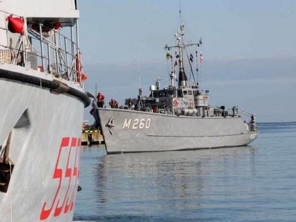 NATO-nun gəmiləri Gürcüstanın ərazi sularına daxil olub