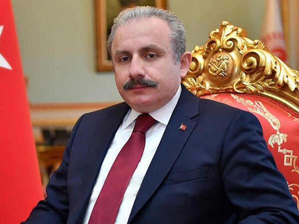 Türkiyə hər zaman Azərbaycanın yanındadır - Mustafa Şentop