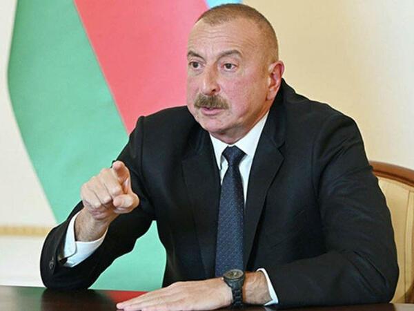 Prezident İlham Əliyev: Sərhədlər məsələsində bu gün Ermənistan reallığı dərk etməlidir