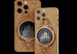 Qızıl örtüklü telefonlar - Onlar kimin üçün istehsal olundu? - 498 min dollar