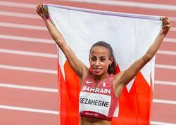 Bəhreyn atleti yeni dünya rekordu vurub