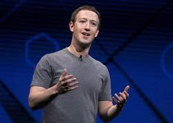 """Zukerberq """"Facebook"""" istifadəçilərindən üzr istədi"""