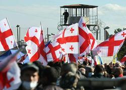Saakaşvilinin tərəfdarları Tbilisidə aksiyaya hazırlaşır