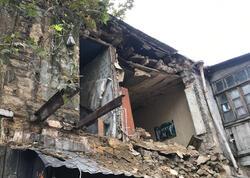 Gürcüstanda çökən yaşayış binasında axtarışlar davam etdirilir