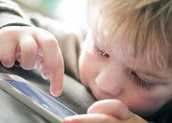 Smartfonlar uşaqların gözlərinə ziyan vurur