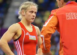 Mariya Stadnikin medalı oğurlandı - FOTO