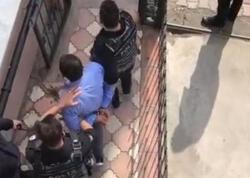 Arvadını öldürüb polisin gəlməsini gözlədi - VİDEO - FOTO