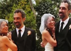 Səssiz-sədasız evləndilər - FOTO