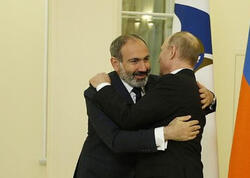 Nikolla Putinin görüşündən sonra yük karvanına atəş...