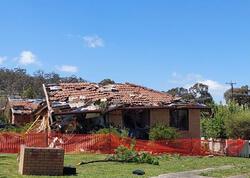 Tornado Avstraliyanın şərqini viran qoydu - VİDEO - FOTO