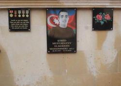 Şəhid Elməddin Mustafayev anılıb - VİDEO