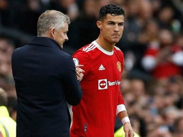Ronaldo Sulşerdən narazıdır