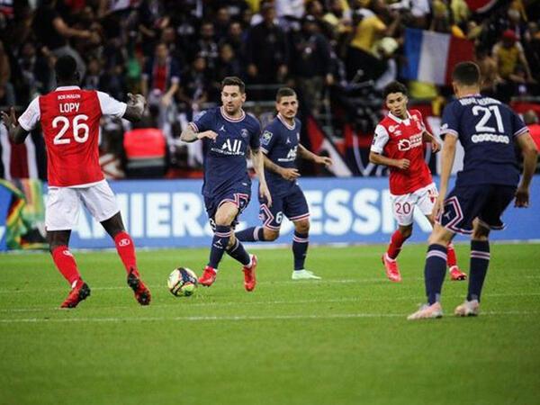 Messi millinin oyunundan 18 saat sonra PSJ-nin matçında iştirak etdi - FOTO