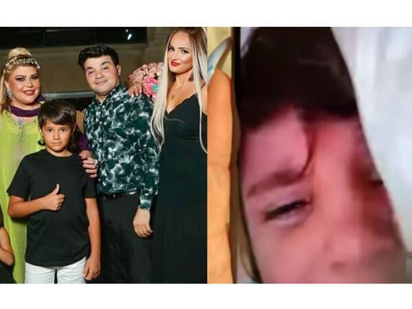 Mətanətin evində qızının ağlayan videosunu yaydı - VİDEO