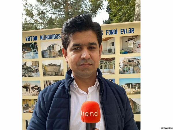 Cənubi Qafqaz ölkələri kommunikasiyaları bərpa etmək üçün əməkdaşlıq etməlidir - Pakistanlı diplomat
