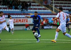 """""""Qarabağ""""ın qolkiperini vurdu, meydandan qovuldu"""