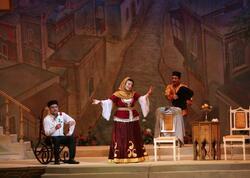 """Opera və Balet Teatrında Üzeyir Hacıbəylinin &quot;Arşın mal alan&quot; operettası - <span class=""""color_red"""">FOTOlar</span>"""