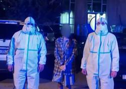 Toya gedən koronavirus xəstəsi saxlanıldı - VİDEO - FOTO