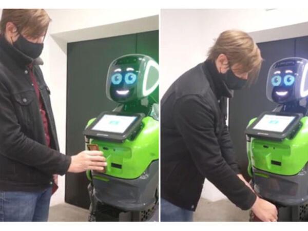 """Restoranlarda robotlar çalışacaq - <span class=""""color_red"""">VİDEO</span>"""