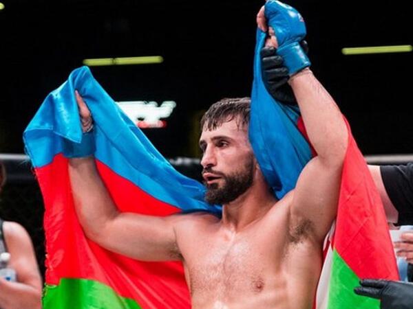ABŞ-da yaşayan azərbaycanlı döyüşçü MMA üzrə beynəlxalq turnirdə finala çıxıb - VİDEO