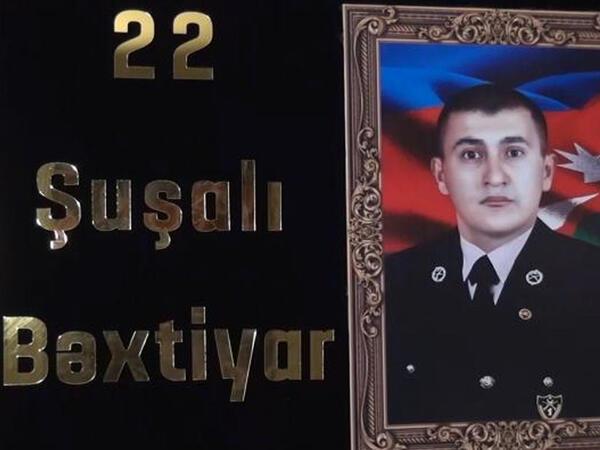 """VƏTƏN HAQQI: Şəhid Bəxtiyar Aslanov - <span class=""""color_red"""">VİDEO</span>"""