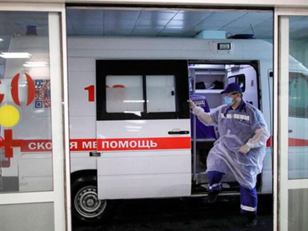 Rusiyada ambulans qəzaya düşdü, içərisindəki xəstə öldü