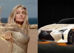 """Avtomobillər """"Eternals"""" filminin personajları kimi """"geyindirildi"""" - FOTO"""