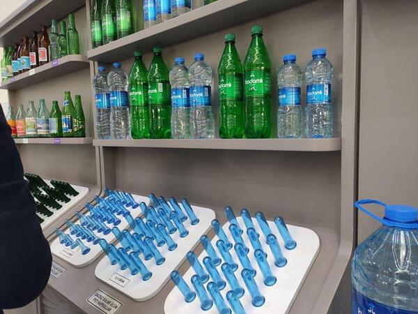 Azərbaycanın mineral suyu Avropa bazarlarına ixrac olunacaq - FOTO