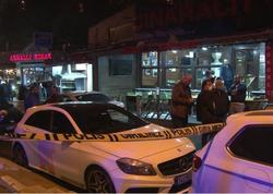 Türkiyədə silahlı hücum zamanı 5 nəfər yaralanıb - FOTO