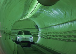 Elon Musk-ın şirkəti yeraltı tunellər sistemini inşa edəcək