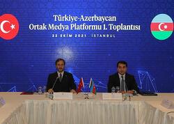 Türkiyə-Azərbaycan Ortaq Media Platformasının ilk toplantısı keçirildi - FOTO