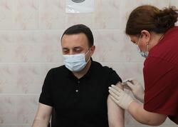 """Gürcüstanın baş naziri ölkədə məcburi vaksinasiyaya <span class=""""color_red"""">yol verməyəcəyini dedi</span>"""