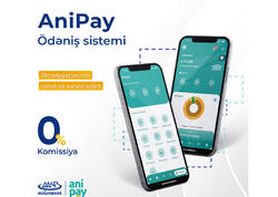 """Muğanbank """"AniPay"""" ödəniş sistəminə qoşulub"""