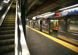 Nyu-York metrosunda atışma baş verib