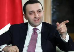 """""""Saakaşviliyə görə narahat olmayın, ona yaxşı baxacağıq"""" - <span class=""""color_red"""">Qaribaşvili</span>"""