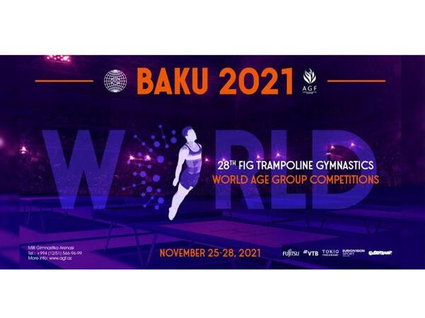Milli Gimnastika Arenası 28-ci Dünya Yaş Qrupları Yarışlarına ev sahibliyi edəcək