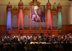 Moskvada Bakı Musiqi Akademiyasının 100 illiyinə həsr olunmuş konsert keçirilib - FOTO