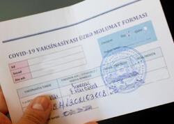 Saxta COVID pasportu satan xəstəxana rəhbərliyinə cinayət işi başlandı