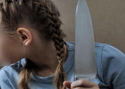 12 yaşlı qız atalığını öldürdü