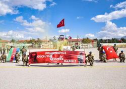 """Azərbaycan hərbçilərinin Türkiyədəki təlimi başa çatıb - <span class=""""color_red"""">FOTO</span>"""