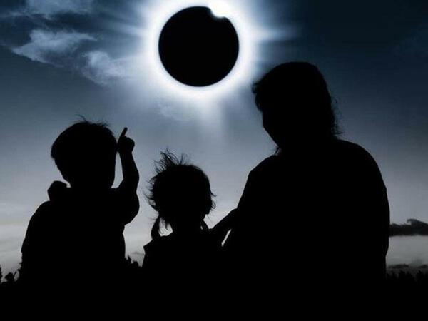 2022-ci ildə 2 Günəş və 2 Ay tutulması baş verəcək