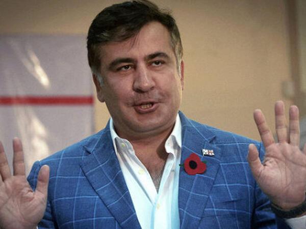 Saakaşvili tibbi yardımdan tam imtina etdi