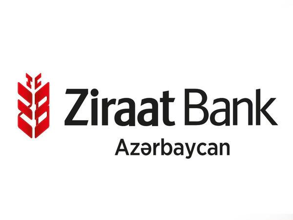 Ziraat Bank Azərbaycanın xalis mənfəəti 2 dəfədən çox artdı